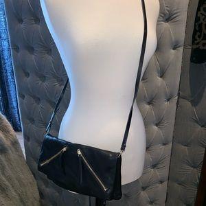 Stella & Dot Covet Waverly Leather Convertible Bag